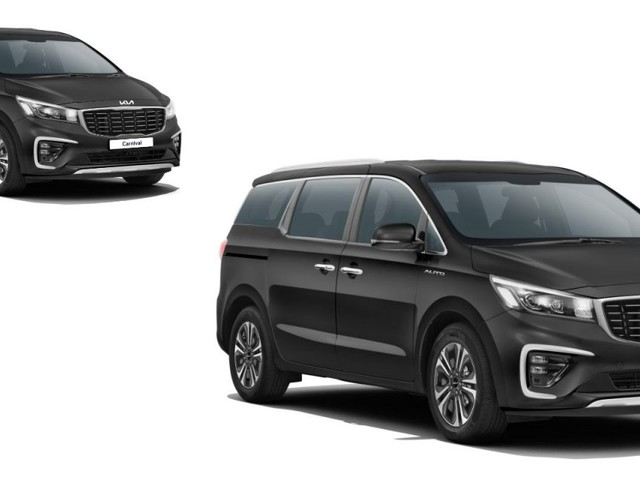 2021 Kia Carnival Launched In India; Priced From Rs. 24.95 Lakh