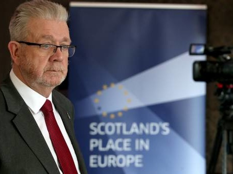 Scottish Brexit Secretary to tell Brussels: We want to stay in EU
