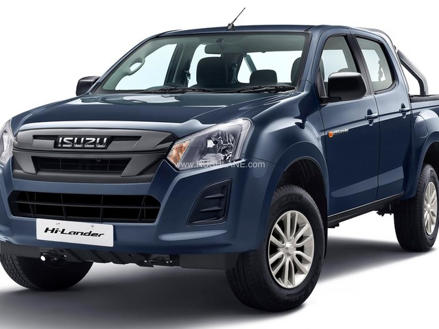 2021 Isuzu Hi-Lander, V-Cross Z, MUX Launched In India