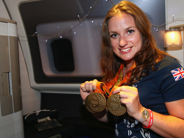 Fit Fix: Dressage Champion Natasha Baker On Inspiring The Next Generation Of Paralympic Athletes