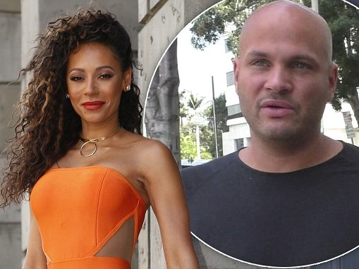 Stephen Belafonte responds to claims ex Mel B is 'dating'