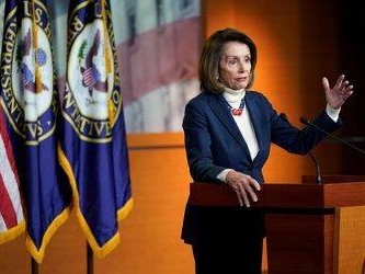 House Speaker Pelosi accuses Trump of endangering US troops, lawmakers