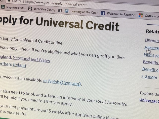 Exclusive: DWP Holds No Data On People Who Can't Claim For Universal Credit Online