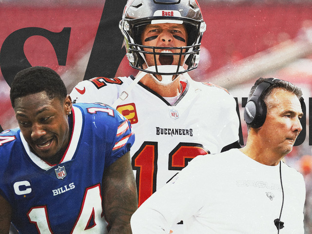 The best and worst NFL team at each record