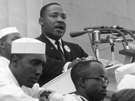 Watch Martin Luther King Jr's 'I Have a Dream' Speech (Video)