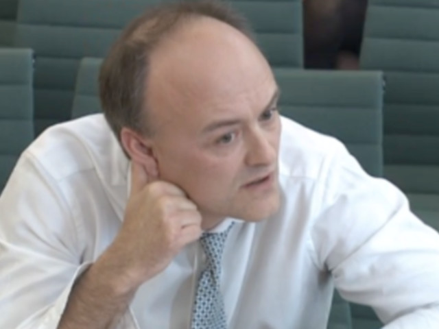 Vote Leave Campaign Chief Dominic Cummings Admits Leaving The EU Could 'Be An Error'