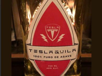 Elon Musk: Teslaquila tequila is 'coming soon'