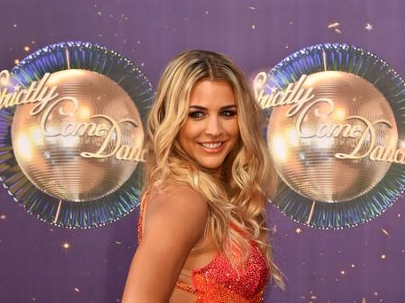 Gemma Atkinson brushes off claims of Strictly Come Dancing fallout