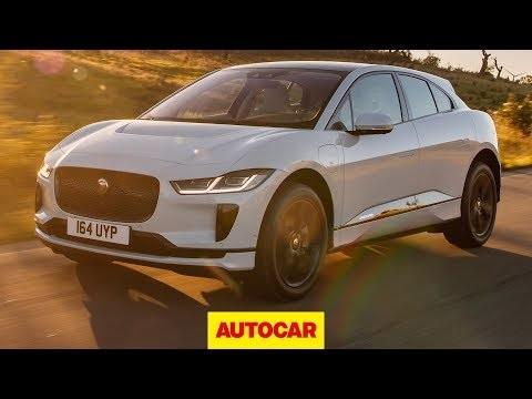 2020 Jaguar XJ: electric-only saloon teased at Frankfurt