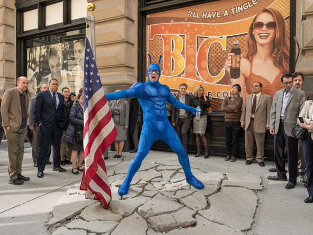 TV Review: 'The Tick' on Amazon
