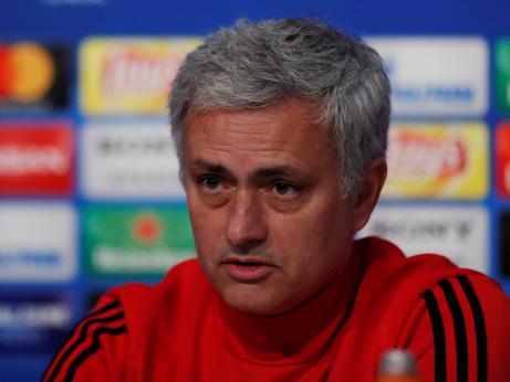 Too soon to judge Man United's Champions League chances, says Mourinho