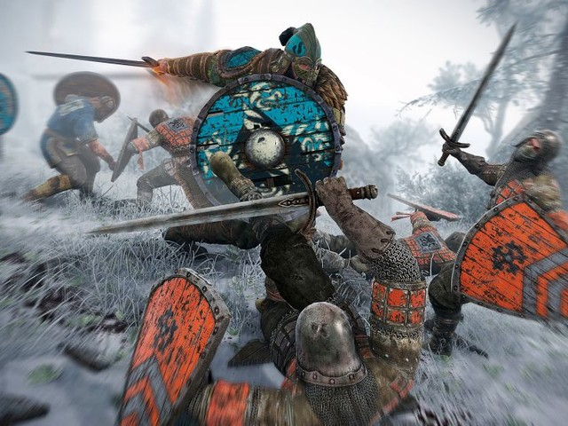 GIVEAWAY! For Honor beta keys for PC, Xbox One or PS4