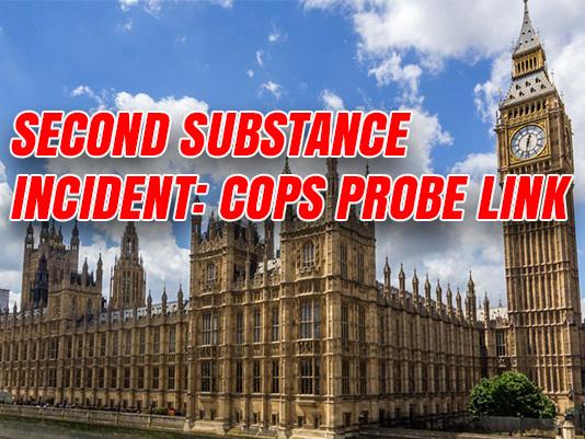 Cops Probe Link After Second Suspicious Substance Incident