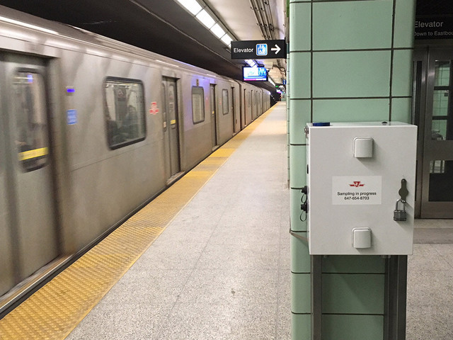 Air quality in Toronto's subways improves with new trains, reduced friction braking