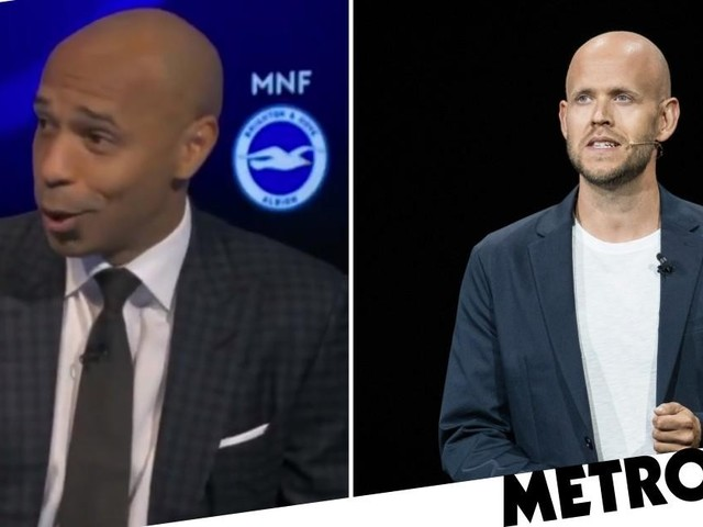 'We are here to stay!' – Thierry Henry provides update on Daniel Ek's Arsenal takeover bid