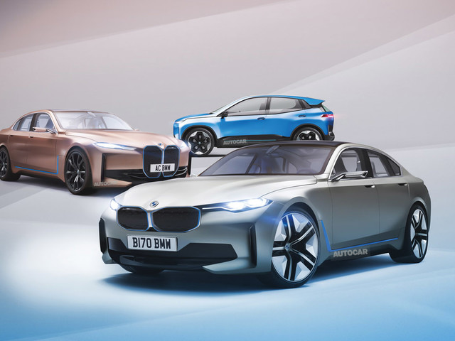 BMW to launch nine new electric cars by 2025