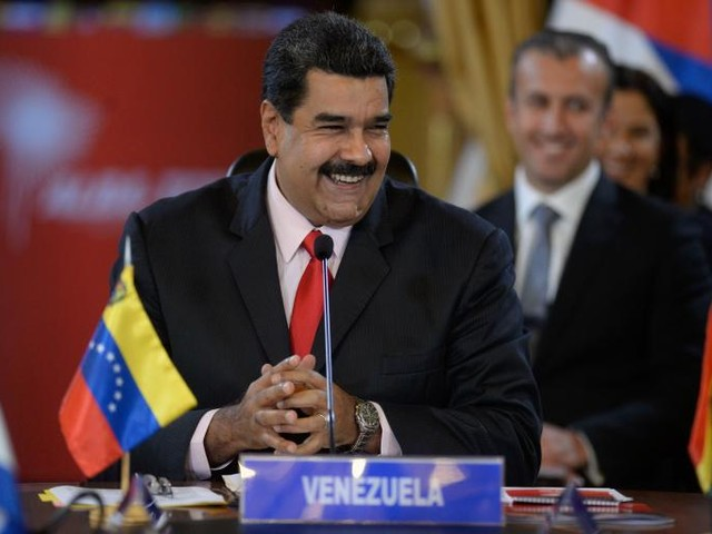 Trump's Threat to Invade Venezuela Boosts Embattled Leader Maduro