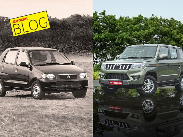 Blog: What the Mahindra Bolero Neo and Maruti Alto have in common