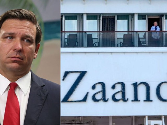 Passengers on Holland America's 2 stranded cruise ships, the Zaandam and Rotterdam, may be stuck at sea indefinitely as Florida officials fret over letting them dock
