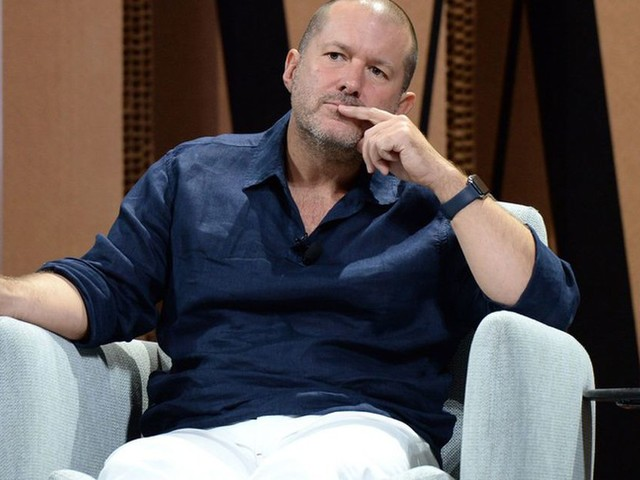 Now that Jony Ive is done designing iPhone-inspired toilets, he could make Apple products great again