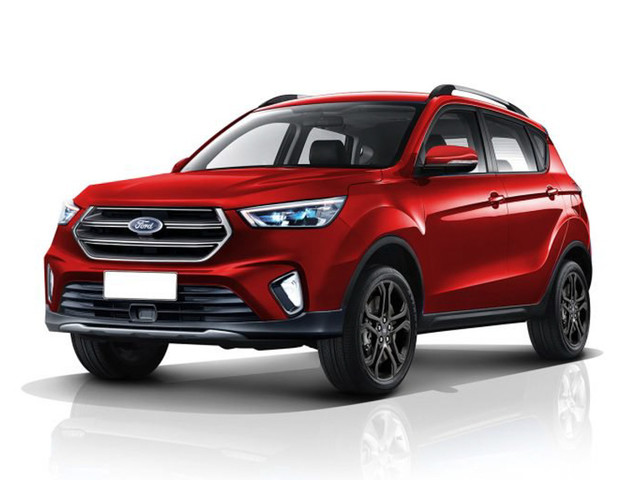 Next-Generation Ford EcoSport To Be Bigger In Size; Launch In 2021