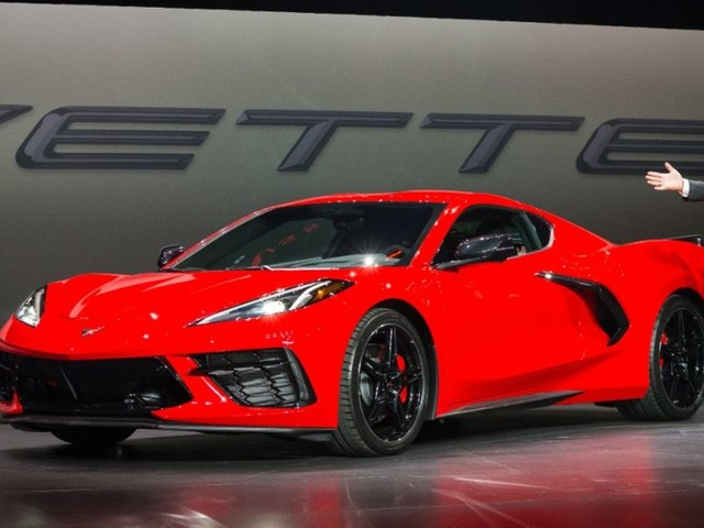 Chevy's new Corvette is a radical break with the past — here's a closer look at the 8th generation of this icon (GM)
