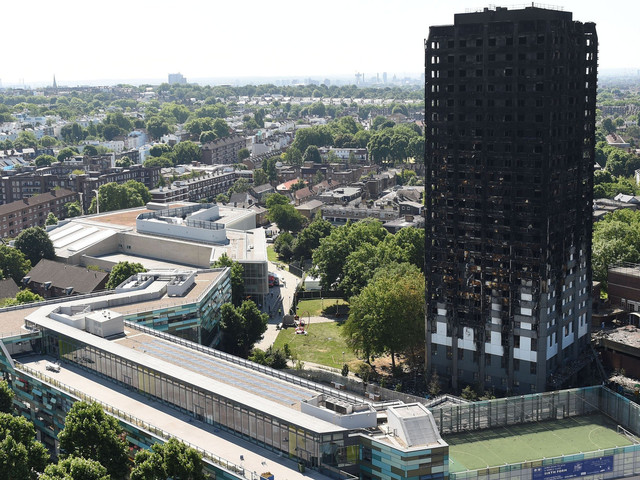 Grenfell Tower Inquiry Terms Of Reference Announced