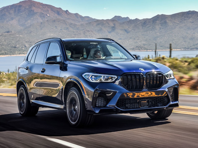 Review: 2020 BMW X5 M Competition review, test drive