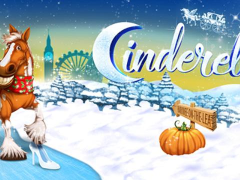 Cinderella at Hackney Empire