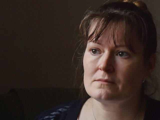 Grieving widow fears bankruptcy as taxman chases £94k bill after husband's suicide