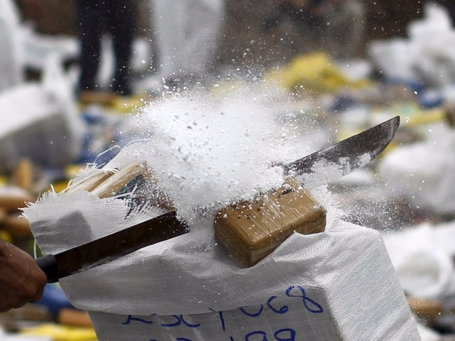Here's how drugs are getting smuggled from South America to the US