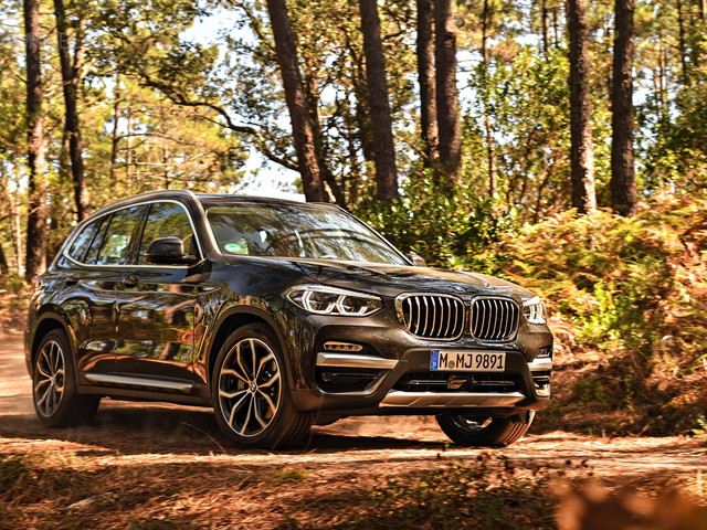 Top Gear reviews the new BMW X3