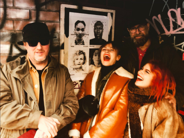 Eccentronic Research Council: Night and Day Café, Manchester – live review