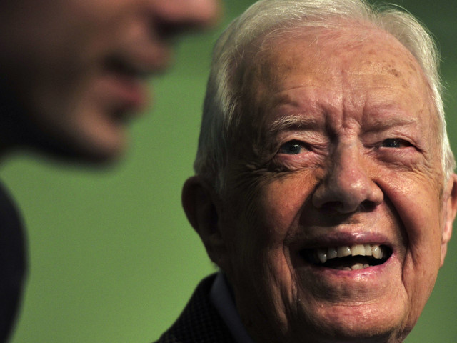 Jimmy Carter Gives Donald Trump This Very Simple Advice