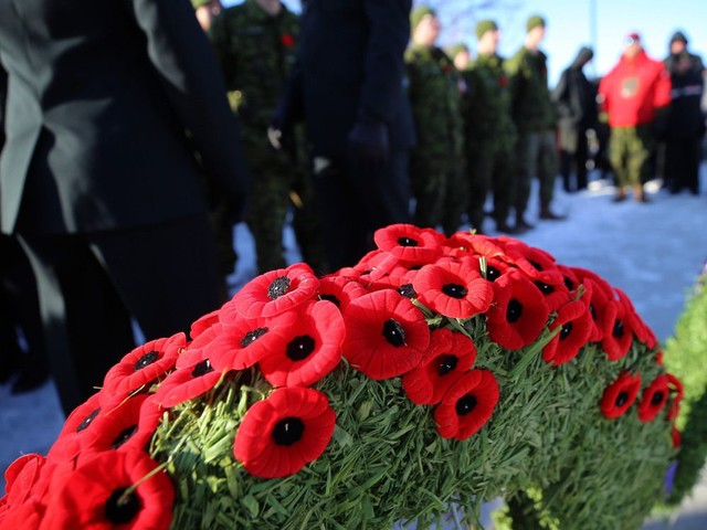 Canada hastened to forget its role in World War II. We remembered, but is it too late?