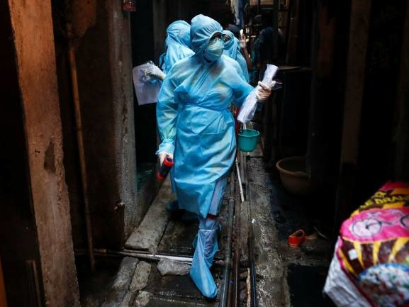 Coronvirus pandemic | 1,002 new COVID-19 cases in Mumbai, count rises to 32,791; 39 more die: BMC