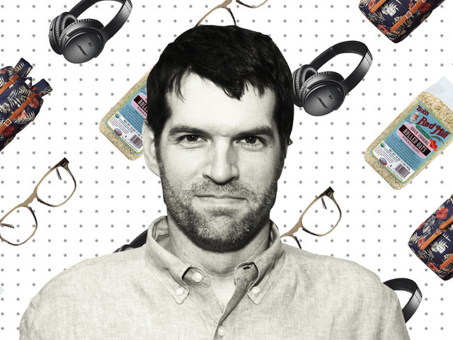 What Timothy Simons of 'Veep' Can't Live Without