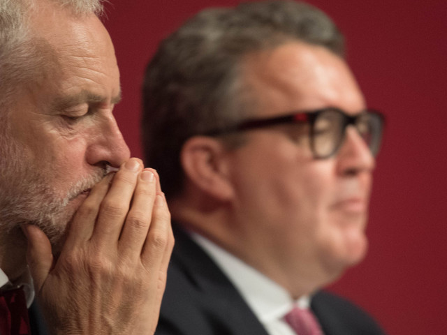 'Stitch-Up' Claim As Brexit Kept Off Labour Conference Agenda