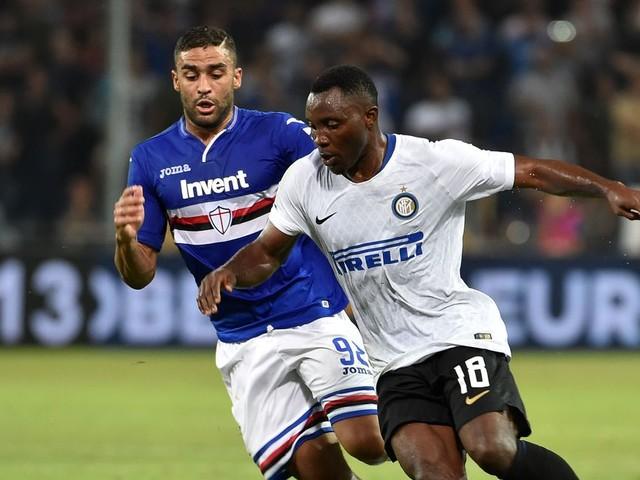 Epic Brozo: Marcelo Brozovic goal puts Inter Milan over Sampdoria 1-0