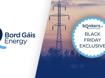 Bord Gáis Energy launches market-leading Black Friday electricity deal