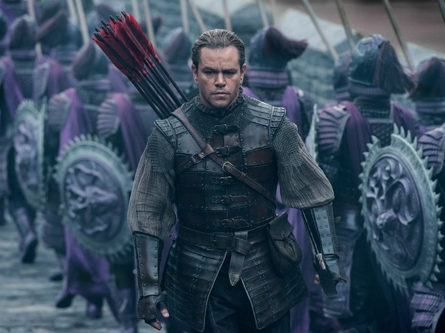 The Great Wall Is One-Third Terrible, Two-Thirds Great