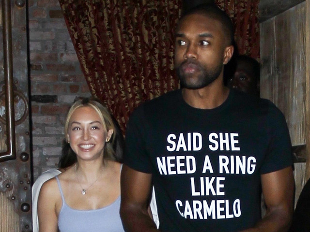 Corinne Olympios & DeMario Jackson Are Still Hanging Out!