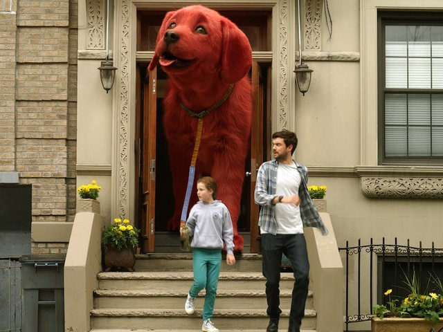 'Clifford the Big Red Dog' to Debut on Paramount+ the Same Day It Hits Theaters
