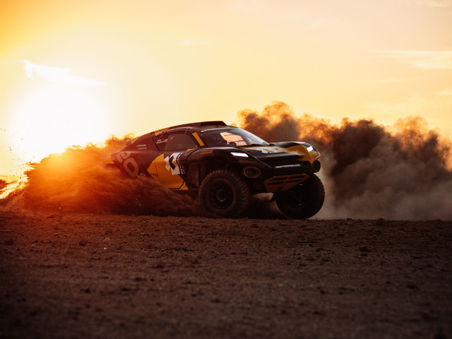 Extreme E: the off-road race series trying to save the planet