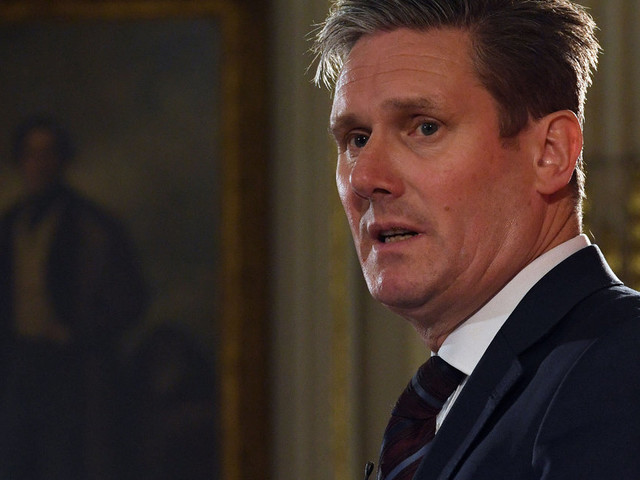 Keir Starmer Tells Labour MPs To Stop Trying To 'Rub Out' Brexit Vote