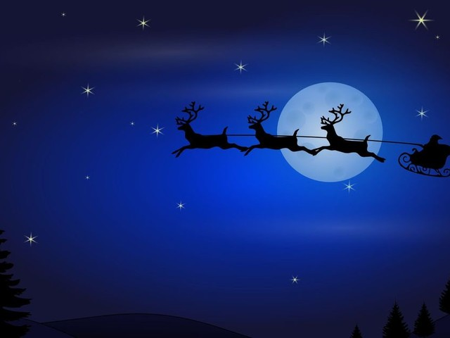 'Father Christmas' practice run visible over Liverpool tonight - here's where to see him