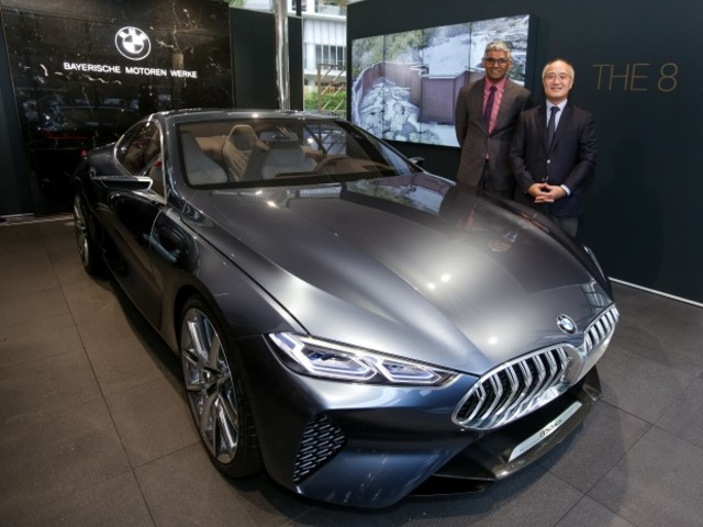 BMW M'sia presents Luxury Excellence Pavilion, Concept 8 Series