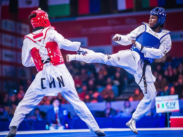 Top talent gathers in Wuxi for World Taekwondo Grand Slam Champions Series