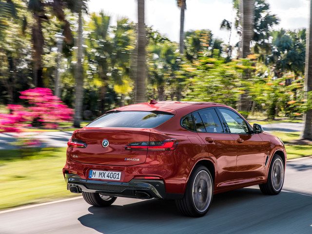 2018 BMW X4 unveiled: new swept-back SUV sets it sights on Evoque