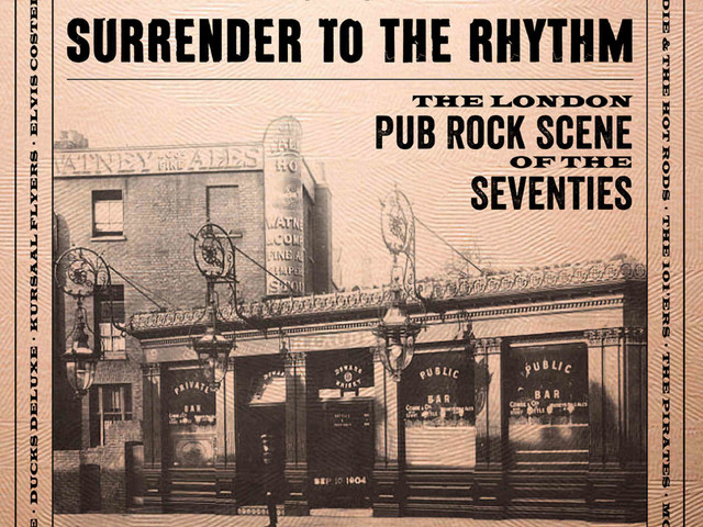 Various Artists – Surrender To The Rhythm – album review